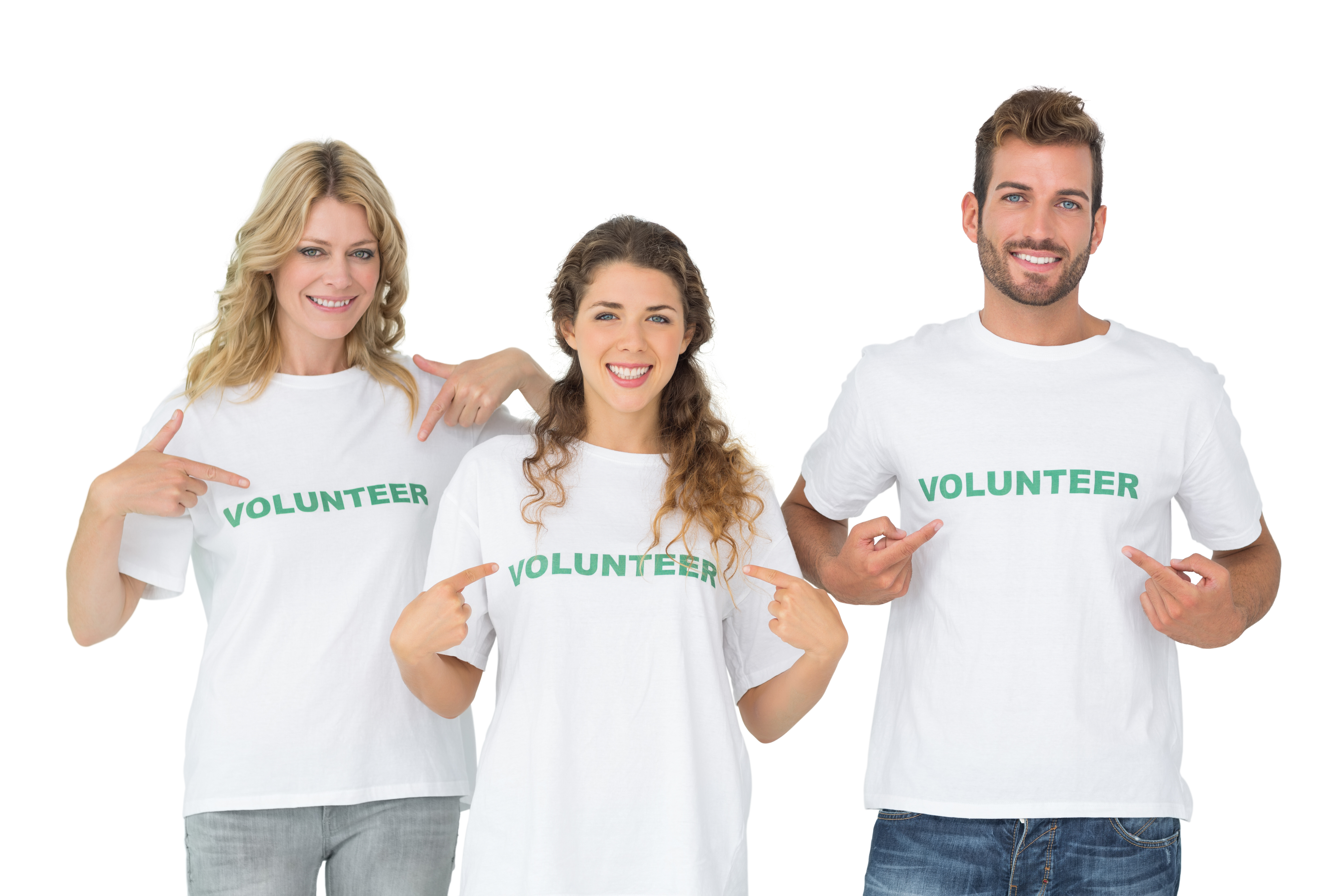 volunteer images - persons