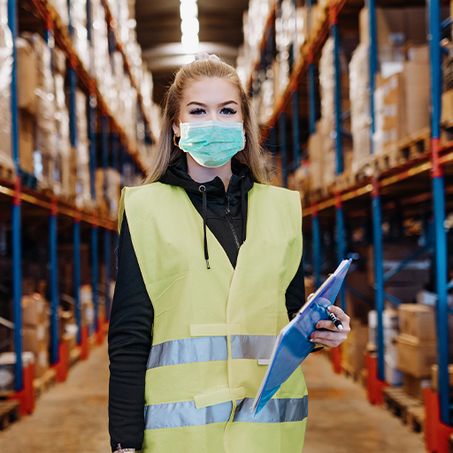 Fee Free Training - Infection Control Skill Set - Transport and Logistics